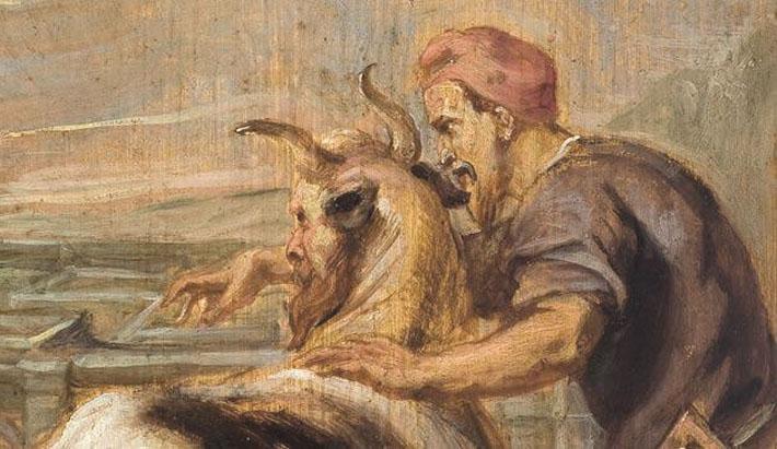 Porozumieć się z bestią (Peter Paul Rubens,