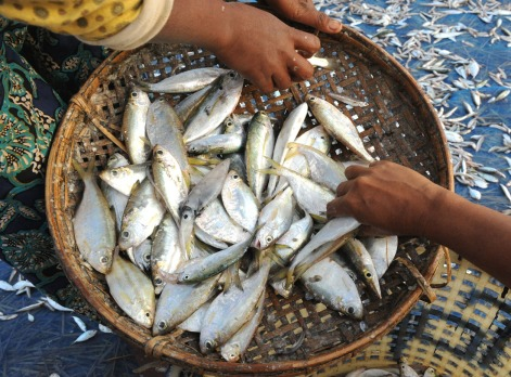 wioska rybacka - Birma (5)