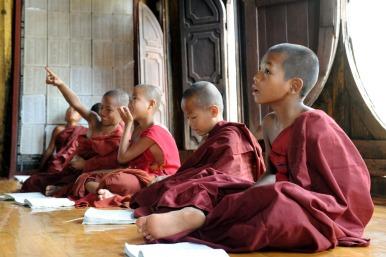Klasztor Shwe Yan Pyay - Birma