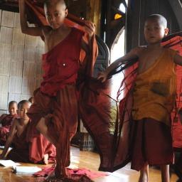 Klasztor Shwe Yan Pyay - Birma; fot. Stanisław Błaszczyna (10)