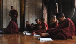Klasztor Shwe Yan Pyay - Birma; fot. Stanisław Błaszczyna (12)