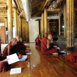 Klasztor Shwe Yan Pyay - Birma; fot. Stanisław Błaszczyna (14)