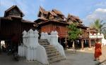 Klasztor Shwe Yan Pyay – Birma; fot. Stanisław Błaszczyna(15)