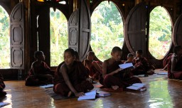 Klasztor Shwe Yan Pyay - Birma; fot. Stanisław Błaszczyna (8)