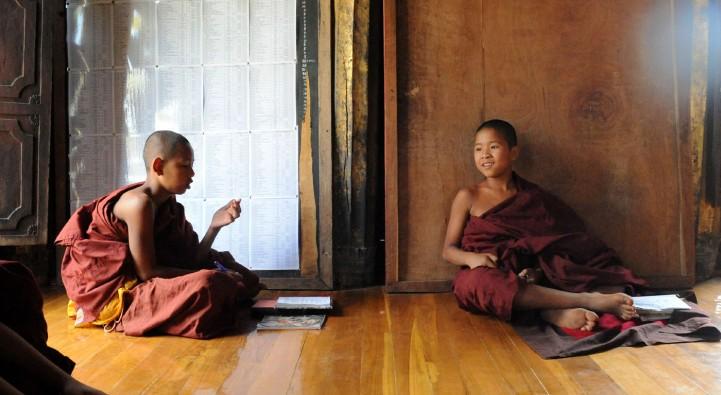Shwe Yan Pyay Monastery - Birma, fot. Stanisław Błaszczyna (5)