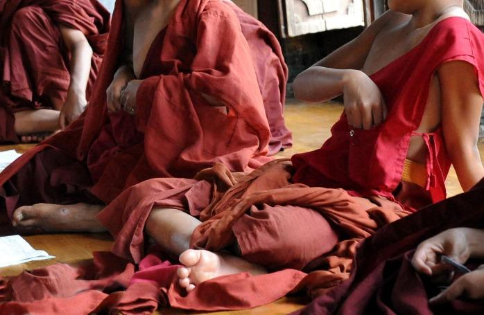 Shwe Yan Pyay Monastery - Birma, fot. Stanisław Błaszczyna (6)