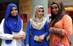 Uroda i szyk muzułmanek (SINGAPUR)