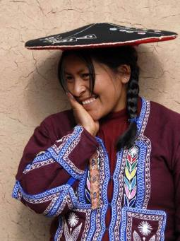 Wstydliwy uśmiech (PERU)