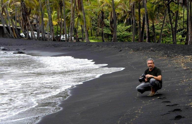 Na Czarnej Plaży - Hawaje