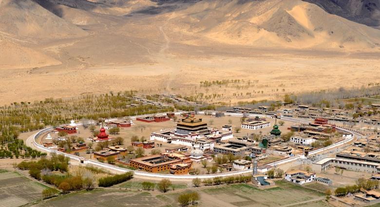 Klasztor Samje (1)