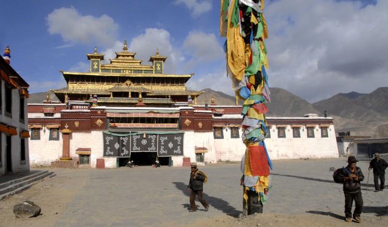 Klasztor Samje (2)