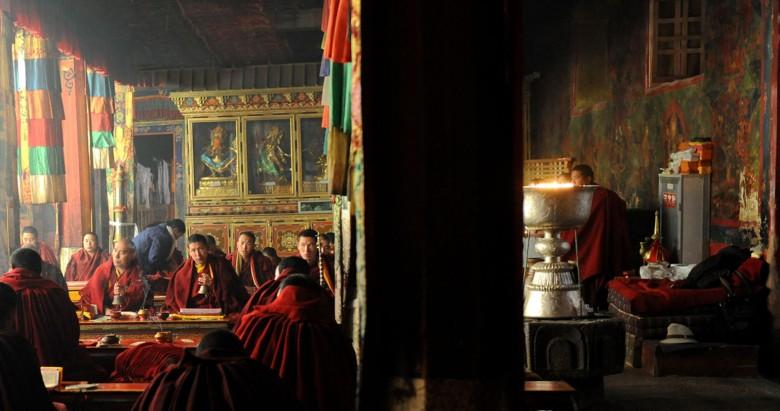 Klasztor Samje (3)