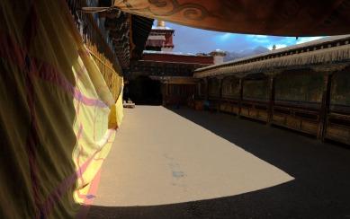 Klasztor Samje - Tybet (11)a