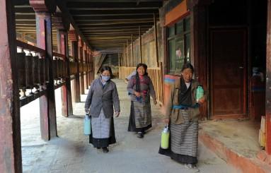 Klasztor Samje - Tybet (13)
