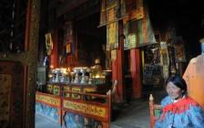 Klasztor Samje - Tybet (18)