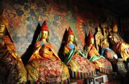 Klasztor Samje - Tybet (19)