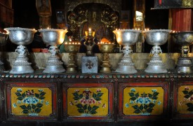 Klasztor Samje - Tybet (23)