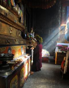 Klasztor Samje - Tybet (32)