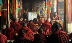 Klasztor Samje - Tybet (35)