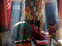 Klasztor Samje - Tybet (36)
