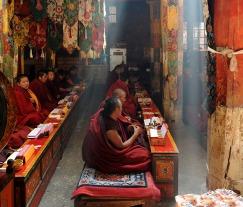 Klasztor Samje - Tybet (37)