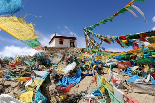 Klasztor Samje - Tybet (5)