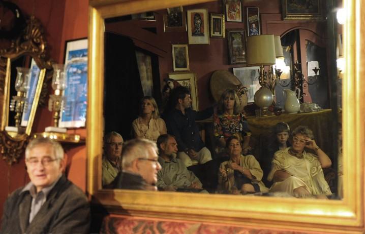 Teatr i kino - lustrzane odbicia, w których możemy zobaczyć samych siebie? (Olgierd Łukaszewicz na spotkaniu z widzami w Teatrze Chopina)