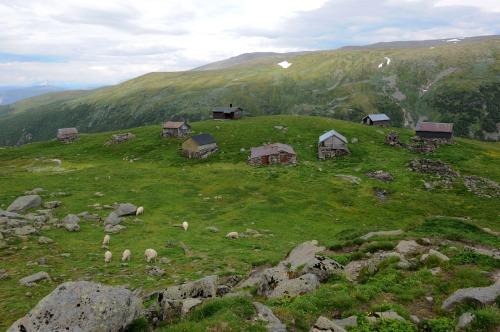 norweska bacówka