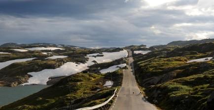 Droga Śnieżna - Snøvegen