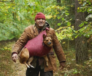 Przeżywanie straty (Krzysztof Majchrzak w filmie J.J. Kolskiego