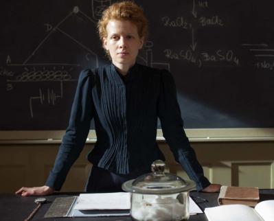 Kobieta z charakterem (Karolina Gruszka jako Maria Skłodowska-Curie)