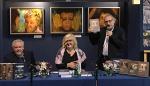 Spotkanie autorskie – Malgorzata Kot, Zbigniew Banas, Stanislaw Blaszczyna. fot. AnnaEjsmont