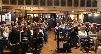 Stanisław Błaszczyna - spotkanie autorskie w Chicago, 29 września, 2018 r (11)