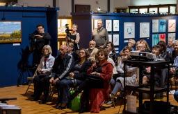 Stanisław Błaszczyna - Spotkanie autorskie w Chicago (8)