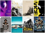 Oscary 2019 Najlepszy film –posters