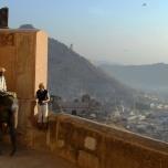 Amber Fort - Jaipur (Indie)