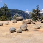 Olmsted Point - Yosemite NP (Kalifornia)