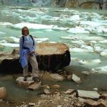 Angel Glacier - Jasper NP (Kanada)