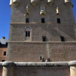 Alcázar de Segovia (Hiszpania)