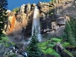 Bridal Veil Falls – Telluride(Kolorado