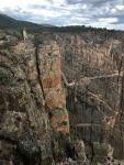 Black Canyon of the Gunnison(Kolorado)