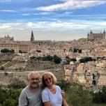 Toledo - jak z El Greca (Hiszpania)