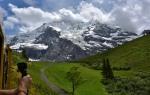 Jungfraujochbahn – fot. StanislawBlaszczyna