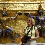 Wat Phra Kaew - Bangkok (Tajlandia)