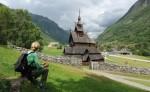 Borgund stavkyrkje (Norwegia)