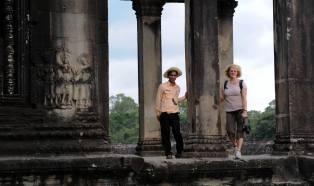 Angkor Wat (Kambodża)