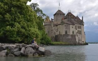 Zamek Chillon (Szwajcaria)