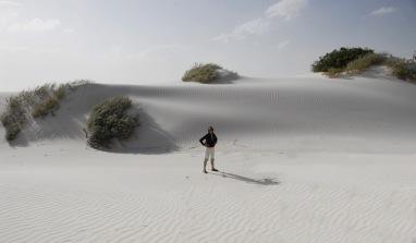 White Sands NM (Nowy Meksyk)