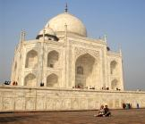 Taj Mahal - Agra (Indie)