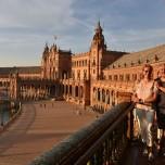 Plaza de España - Sewilla (Hiszpania)
